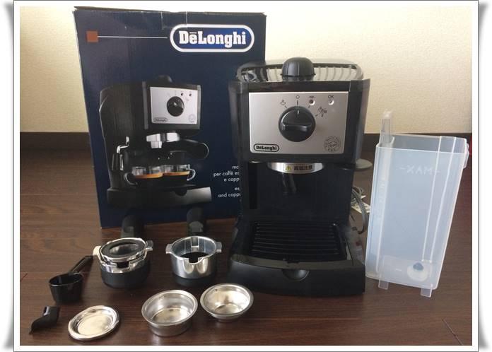 DeLonghi德龙意式浓缩咖啡机
