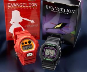 evangelion g-shock