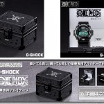 one piece strawhat g-shock