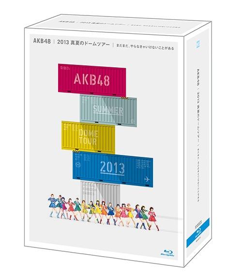 akb48 manatsu no dome tour special box
