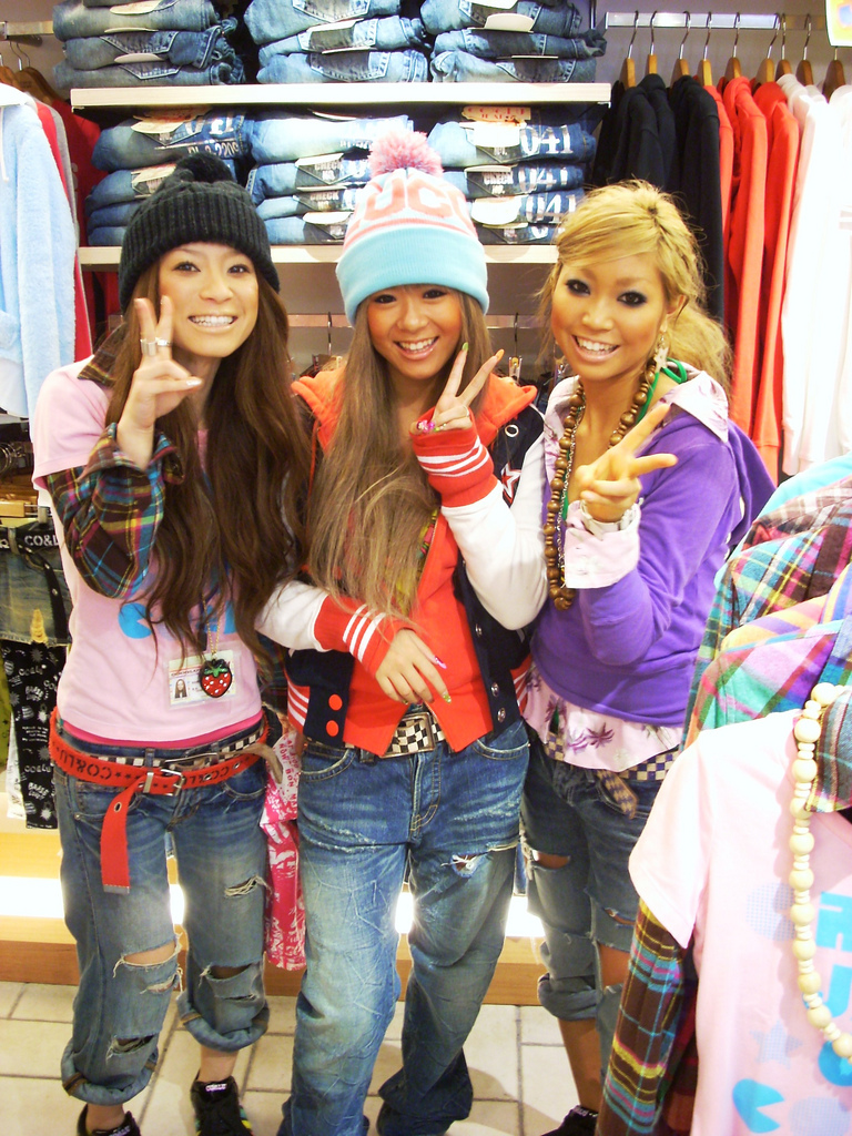 Popular Clothing Brands For Girls
