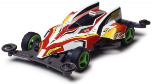 Tamiya Aero Mini 4WD Series – Knuckle Breaker Model