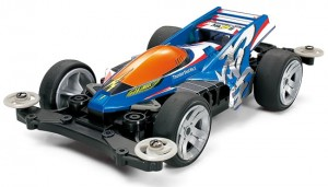 Tamiya Mighty Mini 4WD Series – Variatron Model