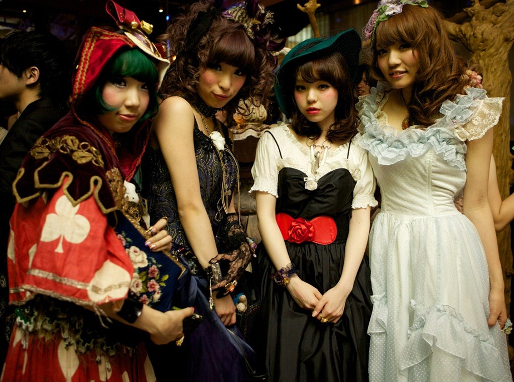 A Beginners Guide To Japanese Fashion Subcultures For Girls Part 1 From Japan Blog