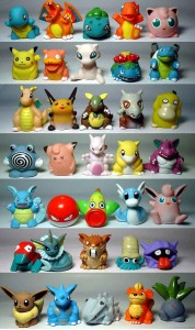 Other Pokemon figures: The 1996 Pokemon Kids