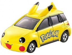 Dream Tomica Series: Pokemon