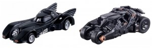 Dream Tomica Series - Batmobile