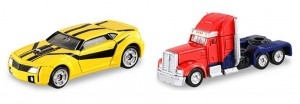 Dream Tomica Series - Transformers