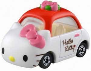Dream Tomica Series - Hello Kitty