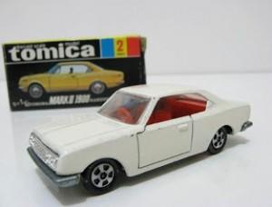 Tomica Toyota Corona Mark II