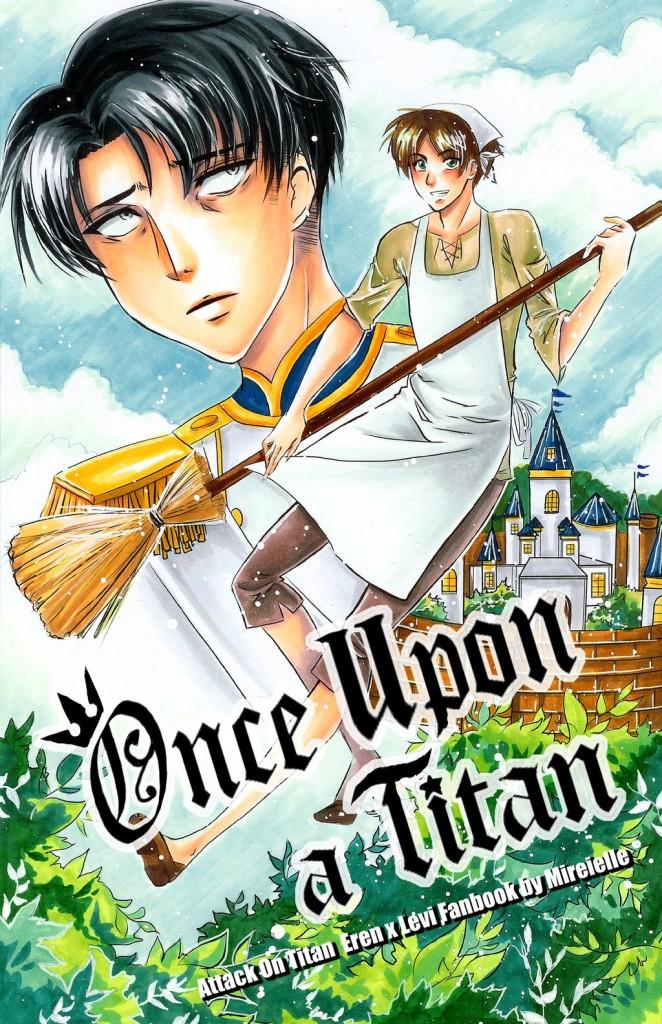 Attack on Titan (Shingeki no Kyojin) Doujinshi : FROMJAPAN.co.jp