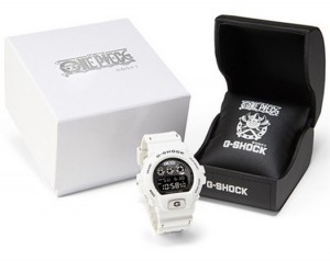 Limited Edition Premium One Piece G-Shock