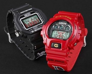 G-Shock One Piece Limited Edition Watches