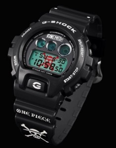 One Piece G-Shock DW6900