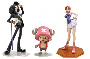 Portrait of Pirates Figures
