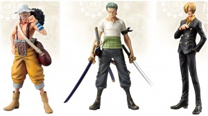 One Piece DX Figures