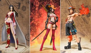 One Piece Figuarts Figures