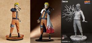 Gecco Naruto – 1/6 Scale PVC Statues