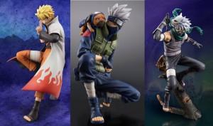 Megahouse -Naruto G.E.M. Series