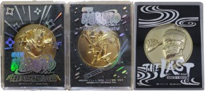 Naruto Movie Theater Medals