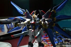 Gunpla: The Gundam Seed and Seed Destiny Series Master Grade Strike Freedom