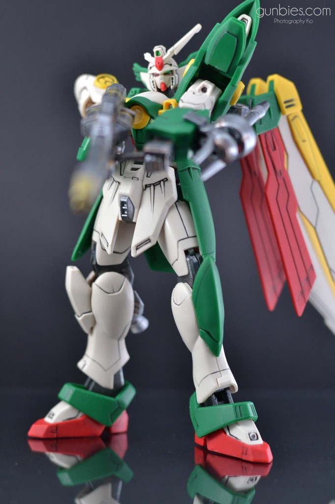 HGBF Gundam Wing Fenice