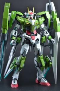 Gunpla: The Gundam Double O Series Painted Master Grade Gundam 00 Seven Swords