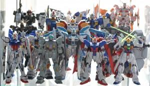 Gunpla: Gundams