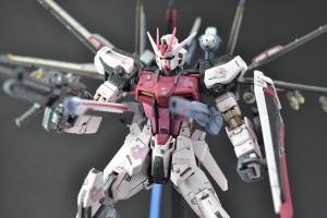 Gunpla: MG Strike Rouge Ootori