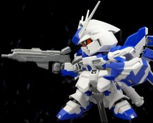 Gunpla: SD Hi-Nu Gundam (Source: blog.gundamplanet.com)