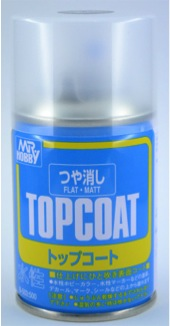 Topcoating Options to Make Your Gundam Stand Out