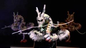 Banpresto Ichiban Kuji – Shenron Gold and Silver Version