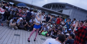 At Comiket, Cosplay Is Serious Business
