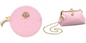 Leather Sailor Moon Purse & Coin Pouch