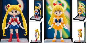 Sailor Moon Figures – Sailor Moon and Sailor Venus Tamashii Buddies