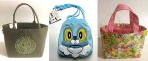 Limited Edition Pokemon Pencil Bags, Drawstring Bags, and Tote Bags