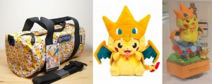 Mega Tokyo Pokemon Center Limited Edition Pikazard Merchandise