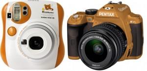 Rilakkuma Cameras