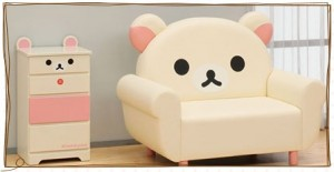 Rilakkuma Furniture