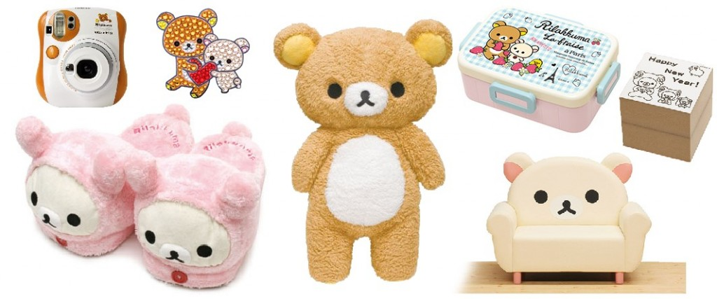The Cutest Korillakuma and Rilakkuma Merchandise Ever Made