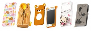 Rilakkuma Phone Cases