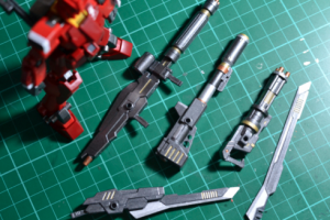 More Gundam Painting Tips