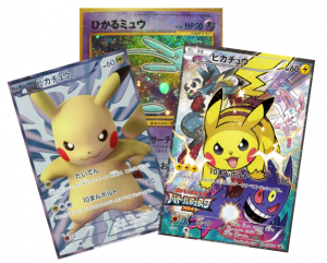 Japanese pokemon special cards