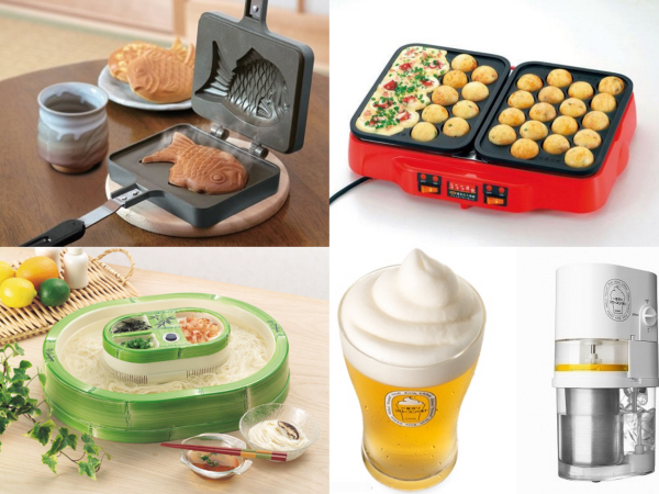 6 Must-Have Japanese Kitchen Gadgets