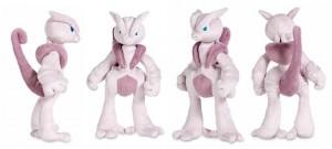 Pokemon Center Mega Mewtwo Plush Toy