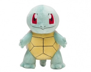 Pokemon Center Squirtle Plush Toy