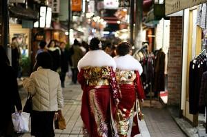 What is a kimono?