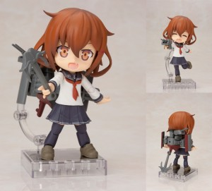 Kancolle – Ikazuchi Posable Figure (Kantai Collection/Kotobukiya)