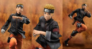 The Last: Naruto the Movie – Naruto Uzumaki 1/8 Complete Figure (G.E.M. Series/Megahouse)