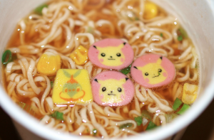 Pokemon Ramen Noodles: A slurping good time